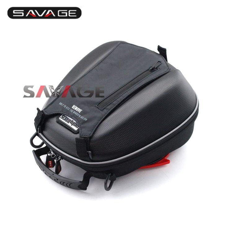 For HONDA CBR 600R/CBR 600F4I/CBR 900/CBR 1000RR Motorcycle Multi-Function Waterproof Luggage Tank Bag Racing Bag #Affiliate