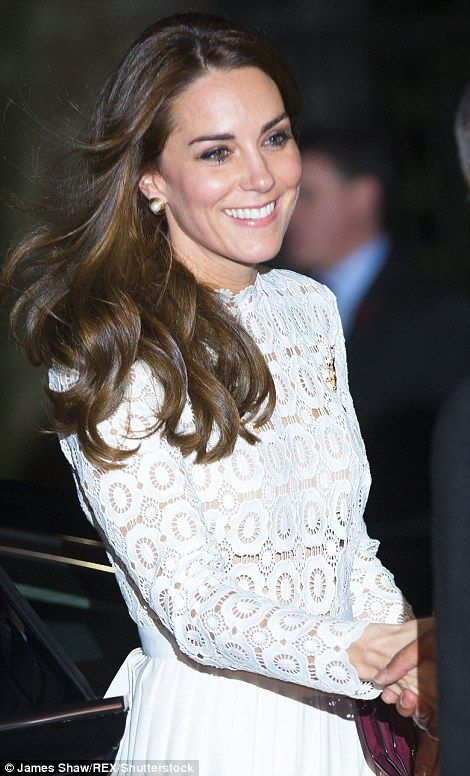 Catherine, Duchess of Cambridge attends UK Premiere of 'A Street Cat Named Bob' in aid of Action On Addiction on November 3, 2016 in London.