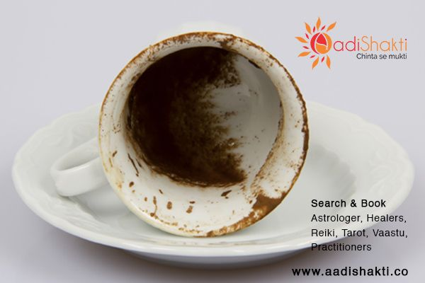 Coffee cup reading  can surprise you with its mystical and magical signs and messages www.aadishakti.co