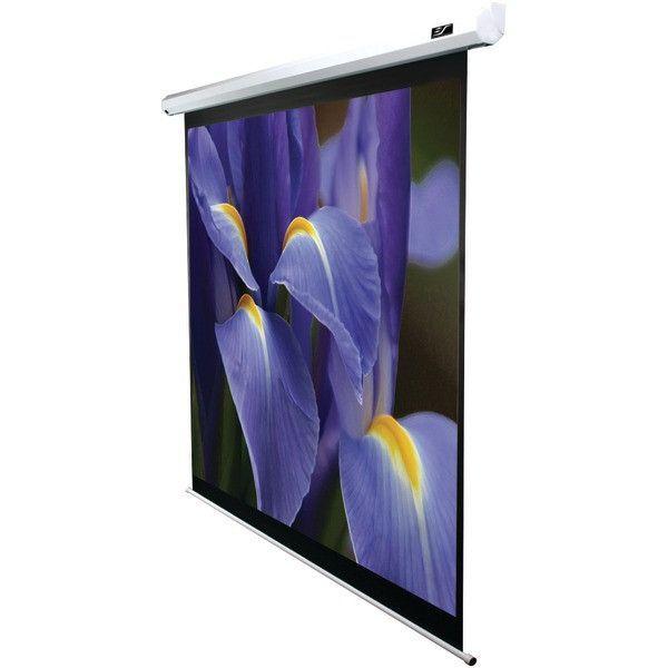 "Elite Screens Electric120V Spectrum Series Electric Screen (120""; 72""H X 96""W; 4:3 Format)"