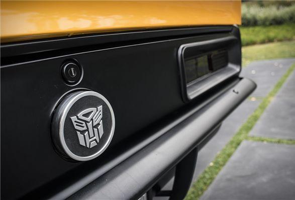 1967 Chevrolet Camaro SS Transformers Bumblebee??
