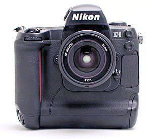 Digital Cameras - Nikon D1 Digital Camera