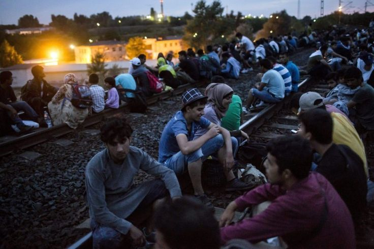 8 reasons Europe's refugee crisis is happening now - The Washington Post