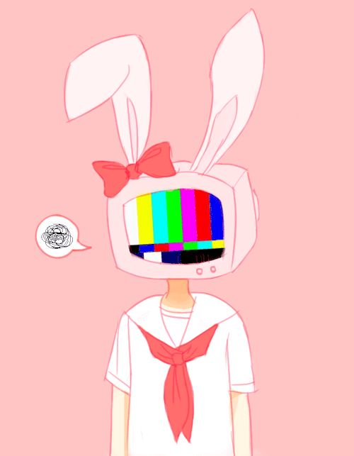 tv head tumblr - Google Search