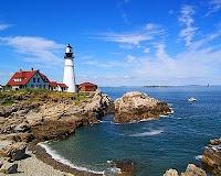 love lighthouses: East Coast, New England,  Pharo, Eastcoast,  Beacon Lights, Portland Maine, U.S. States, Maine Lighthouses, Lights Houses
