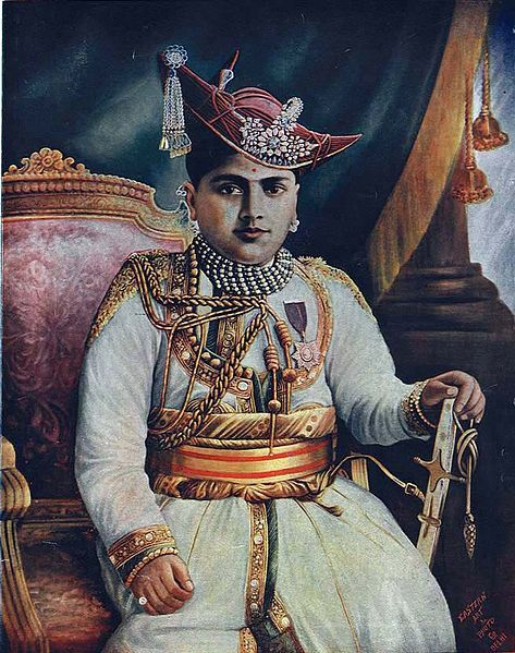 Maharaja Jivajirao Scindia (26 June 1916 – 16 July 1961) of the Scindia dynasty of the Marathas was the last reigning Maharaja of Gwalior state in central India, and the rajpramukh (appointed governor) of the erstwhile Madhya Bharat state of independent India.