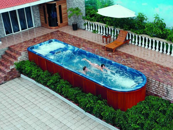 swim spa prices 2012 new swim spa s08m china swim spa outdoor spa swim spa pinterest. Black Bedroom Furniture Sets. Home Design Ideas