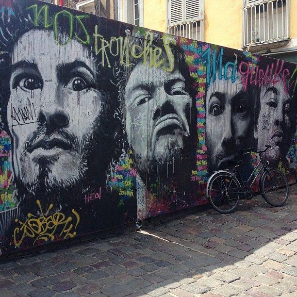 Rue de la Soif, Rennes #streetart