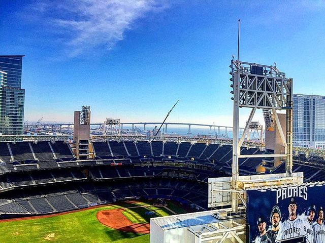 For a girl who's not into sports, I probably see the stadium more often than any sports lover! It was so nice yesterday, hard to believe this is my #job - #selling #sandiego #padres #california - #californiadreaming 💙 - posted by Owner/Realtor's Point of View https://www.instagram.com/hedda_parashos - See more San Diego Real Estate photos from Local San Diego Realtors at https://LocalRealtors.com/stream