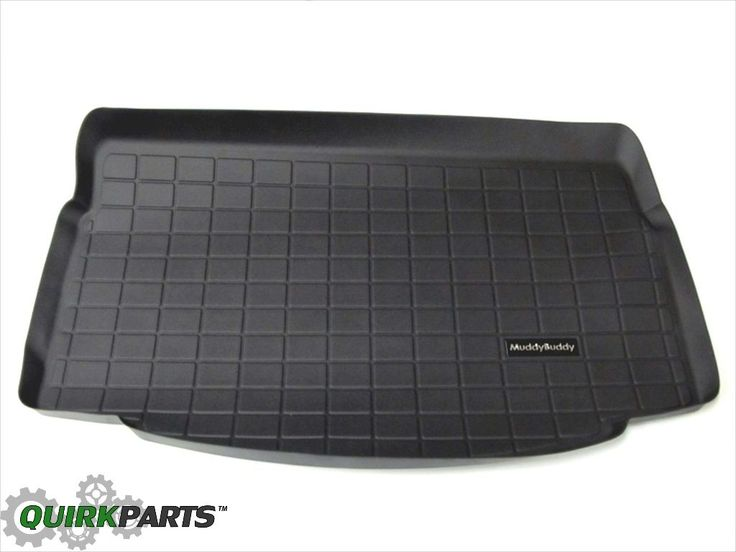 Nice Awesome 2015-2017 VW Volkswagen Golf GTI MK7 Muddy Buddy Rear Trunk Cargo Tray Liner NEW 2017 2018