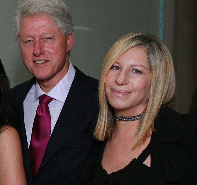 Barbra Streisand Bill Clinton Affair | Óriási a botrány, Barbra Streisand Bill Clintonnal csalta férjét ...