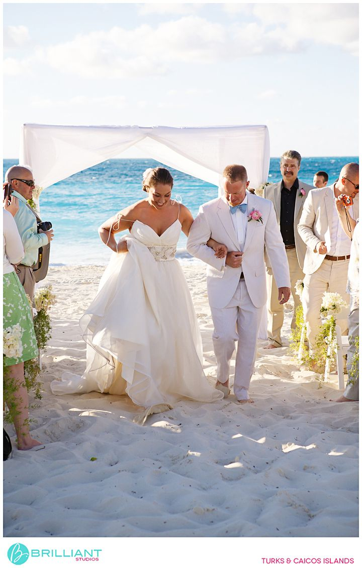 189 best best of caribbean weddings images on pinterest beach wedding arch in the caribbean turks and caicos wedding at grace bay club junglespirit Image collections