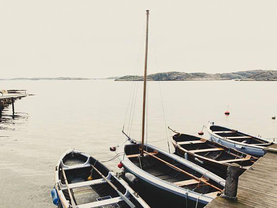 Boat Photography Sea Print Nautical Prints Sailing Gifts