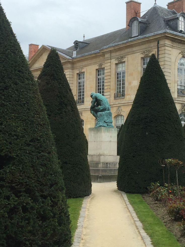 Le Penseur, musée Rodin - Paris