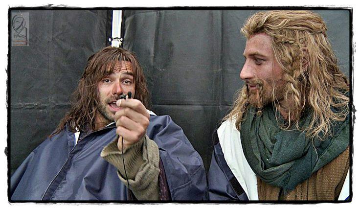 Непревзойденная мимика братьев Фили и Кили – 101 фотография