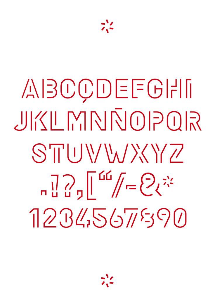Tipografía Mundane