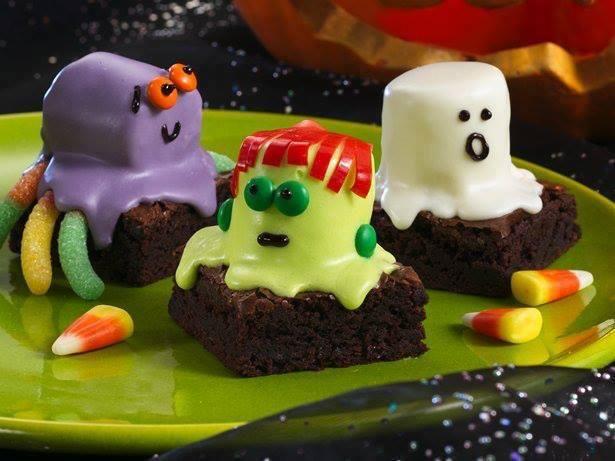 Seventy-Five Fun Halloween Recipes for Festive Treats & Sweets