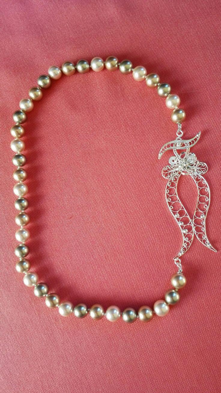 Order, narudžba Handmade, ručna izrada Fine silver, čisto srebro