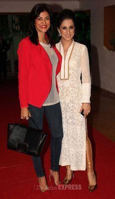 Chikankari Pure Georgette Suit Length with Muquaish Kamdani Badla work.