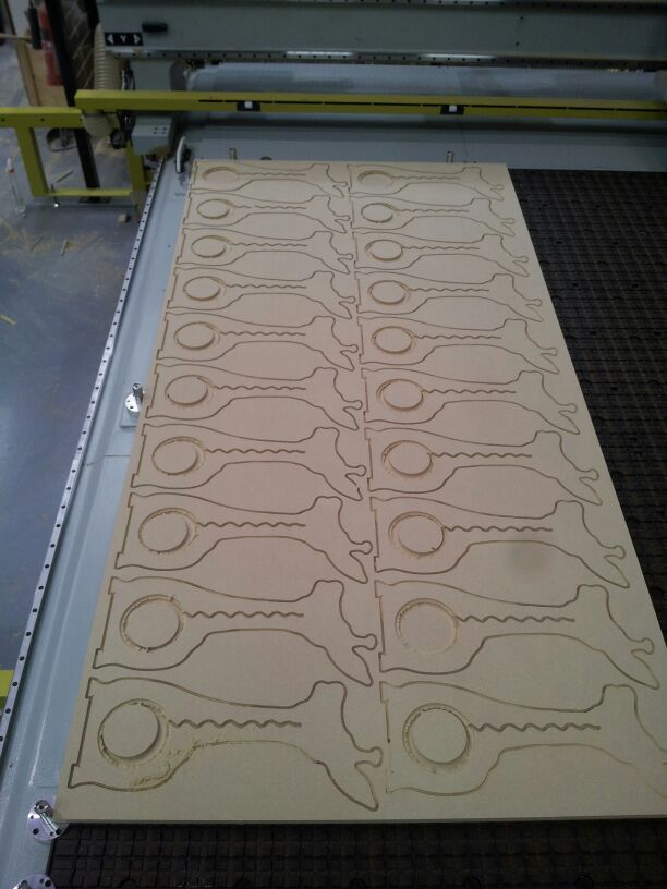 CNC Cutting Services | ExhibitCNC