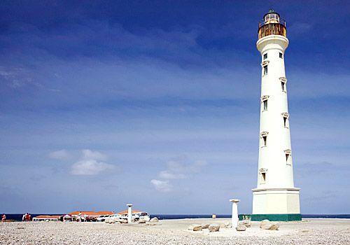 caribbean lighthouse   Caribbean. Aruba vacation package,Aruba Island, California Lighthouse ...