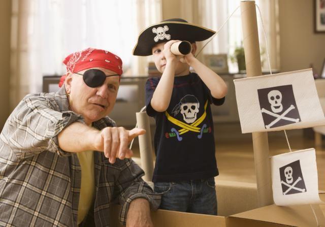 How Grandparents Can Be Better Babysitters: General Guidelines for Babysitting the Grandchildren