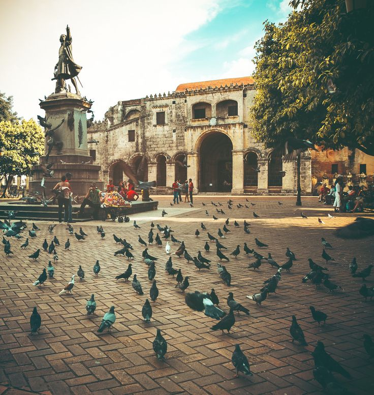 Santo Domingo - Colonial zone
