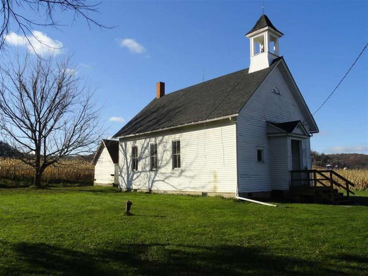 c. 1880 Church & School – Pepin, WI – $69,000 | Old House Dreams