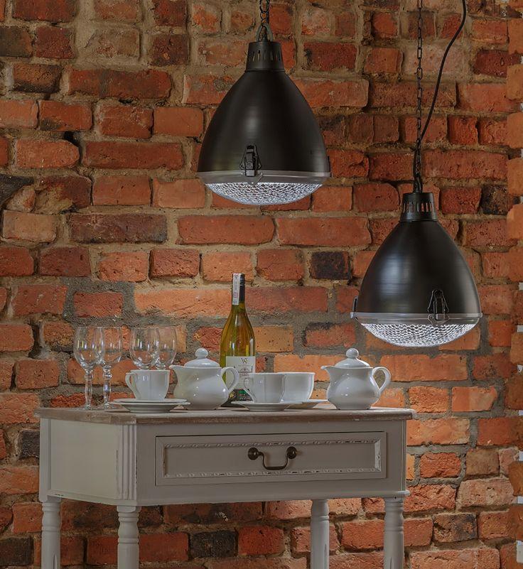 Lampy MAZINE Industrial Ateliers marki Aluro