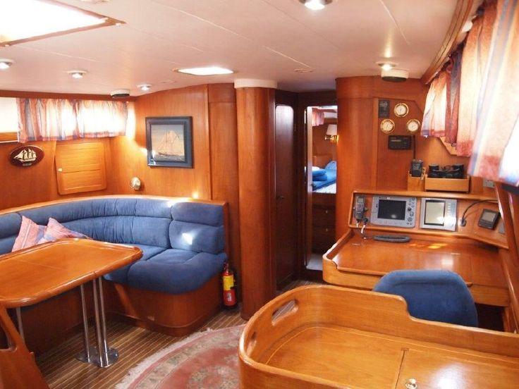 1995 Westerly Ocean 49 Sail Boat For Sale   www yachtworld com. 17 Best images about Boat Interiors on Pinterest   Upholstery