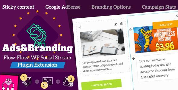 Advertisement & Branding for Flow-Flow Social Stream