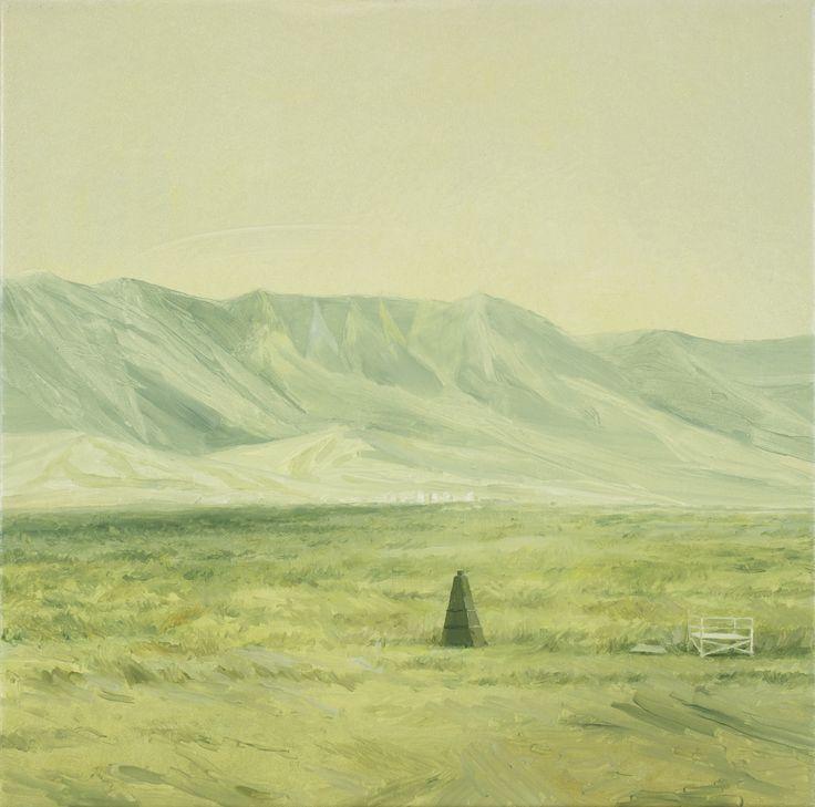 Tomasz Daniec ~ Trinity | oil