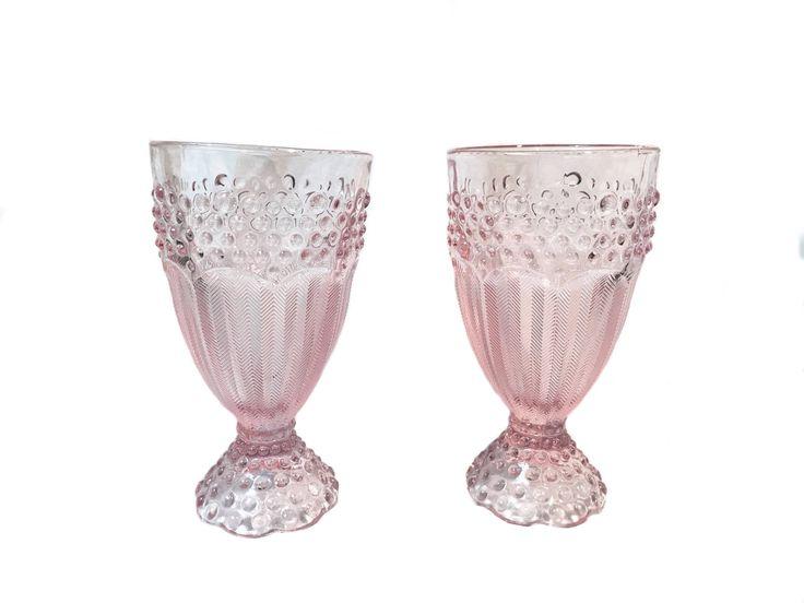 Emily's Attic Pink by Gorham Ice Tea Glass - Water Tumbler https://www.etsy.com/listing/543352935/emilys-attic-pink-by-gorham-ice-tea?utm_campaign=crowdfire&utm_content=crowdfire&utm_medium=social&utm_source=pinterest