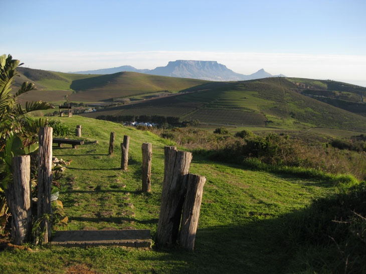 Durbanville Hills - Cape Town, South Africa