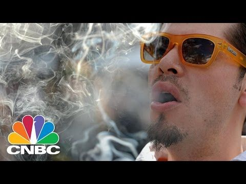 Millennial Trends On Marijuana Legalization And Voter Turnout | Squawk Box | CNBC
