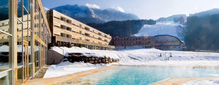 Luxushotel: FALKENSTEINER Hotel & Spa Carinzia in Nassfeld