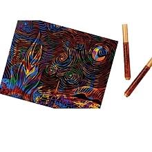 Crayola - Color Explosion Markers & Paper