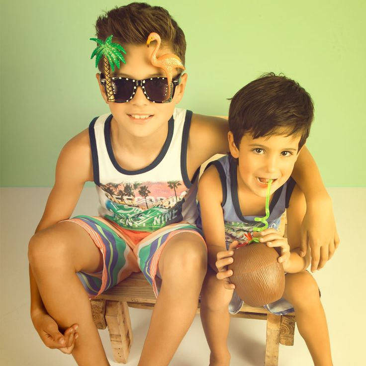 Summer time!!! #Coconut #Beach #OFFCORSS #FashionKids