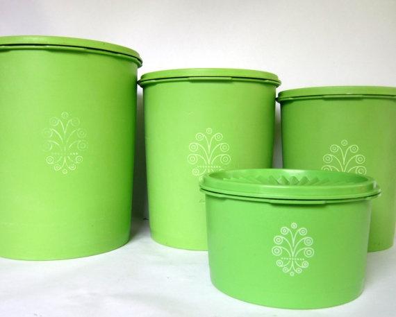 Vintage tupperware Etsy