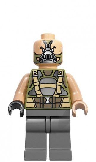 Bane Lego: The Dark Knights, Superheroestm Bane, Lego Batman, Lego Bane, Lego Minifigure, Knights Rise, Super Heroes, Bane Lego, Lego Figure