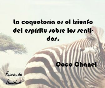 Frases de coco channel de Coco Chanel