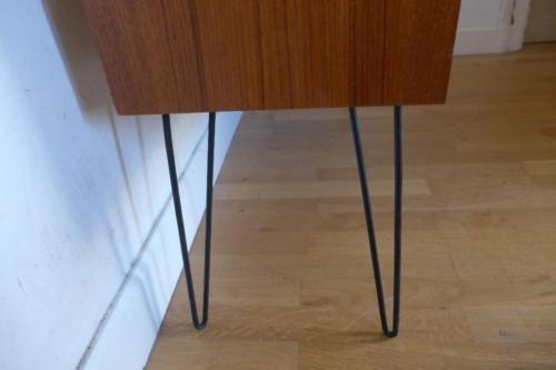 Regal Teak*Sideboard Teakholz*60er*Danish Modern*rack*etagere*Mid in Wuppertal - Barmen   Kunst und Antiquitäten gebraucht kaufen   eBay Kleinanzeigen