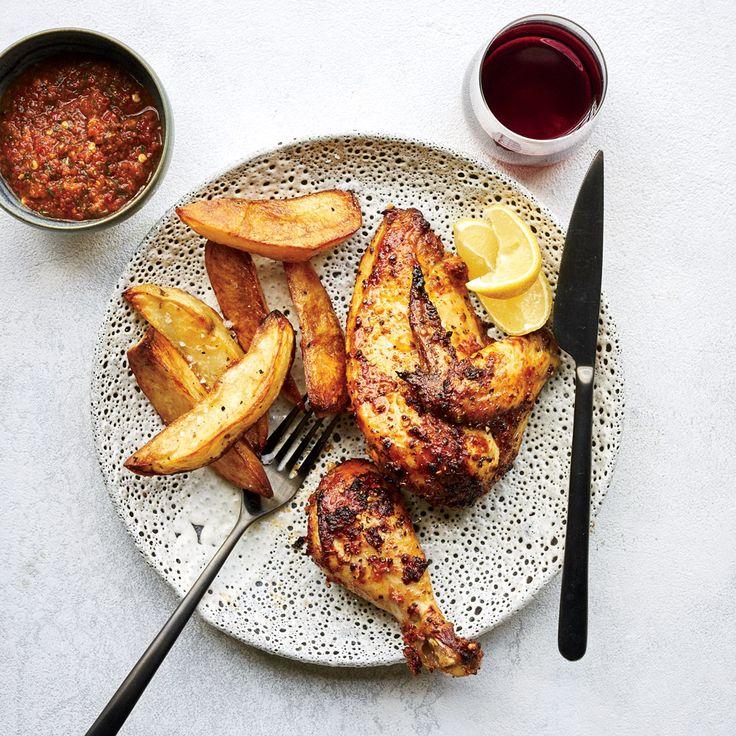 Piri Piri Chicken (F&W)