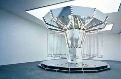 carrousel carsten holler miroir