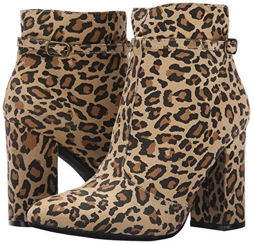 2 Lips Too Edge leopard print ankle boots Boot