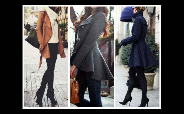 Women coat, jacket for winter 36 Γυναικεία παλτό, μπουφάν & σακάκια για τον χειμώνα! | ediva.gr
