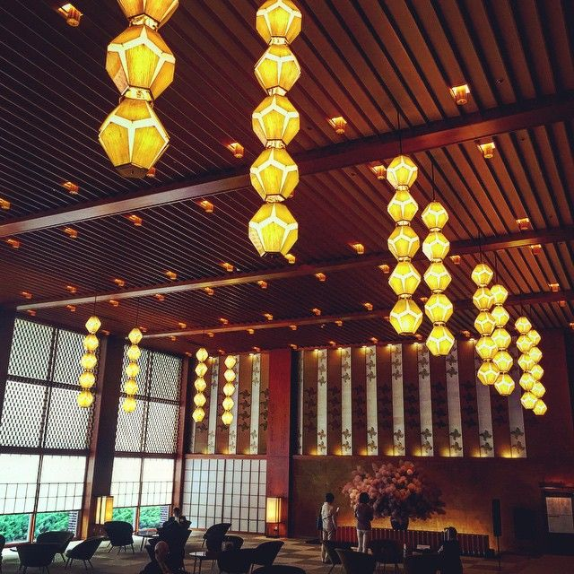 Hotel Okura #Tokyo