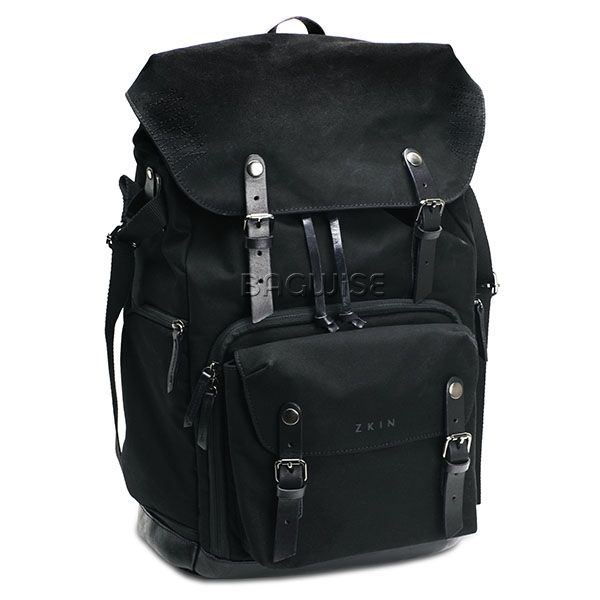 ZKIN Raw Yeti Camera Backpack (Black)