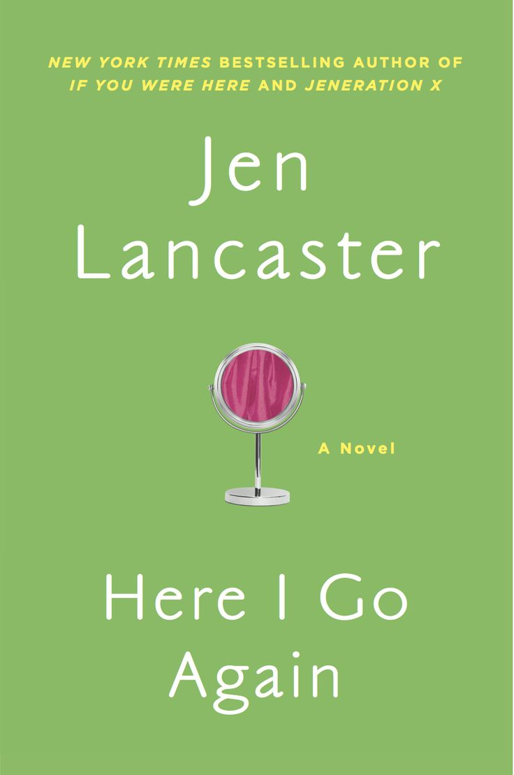 RED HOT BOOK OF THE WEEK: Here I Go Again by Jen Lancaster