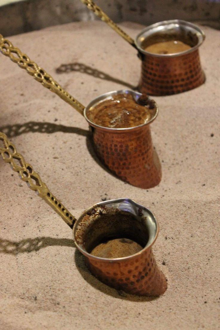 Turkish coffee #traditional